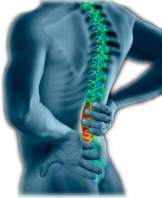 back, neck and shoulder pain