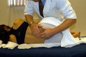 Your Osteopathy treatment