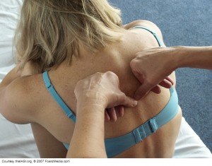 osteopathy treatment for backache